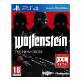 Wolfenstein The New Order Ps4 - Tdlv