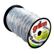 Tanza Grilon Duo 3 Mm 1 Kg Desmalezadora Bordeadora 120 Mts