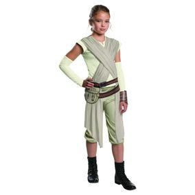 Disfraz 8 A 10 Años Rey Version De Lujo Star Wars Niña