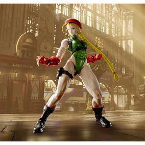 Cammy - Street Fighter - Sh Figuarts Bandai