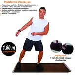 Plataforma Deslizante Slide Board Pro T83 Acte