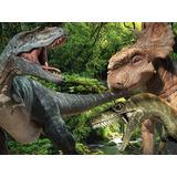 Kit Imprimible Dinosaurios Diseñá Tarjetas Invitaciones Mas