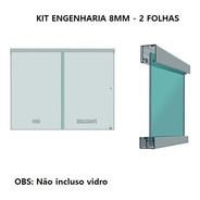 Kit Engenharia 8mm 2 Folhas 3,00 X 1,20