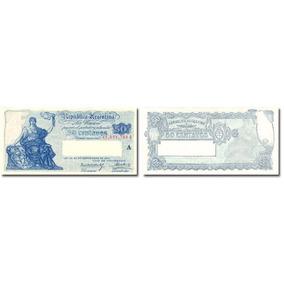Billetes Antiguos De 50 Centavos De 1943 Oferta Finde.