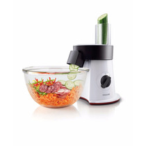 Cortadora De Alimentos Salad Maker Philips Hr1387/80