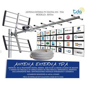 Antena Digital Externa Tda Tgw