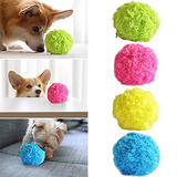 Magic Roller Ball Juguete Para Perro, Automatic Roller Ball