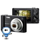 Camara Sony W800 20.1mp 5x Zoom Video Hd + Fotos Panoramicas