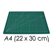 Base Tabla Salvacorte Mat  A4  22x30