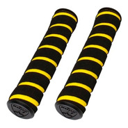 Manoplas Kode Em Neo Prene Preto/amarelo 128m Bike Mtb