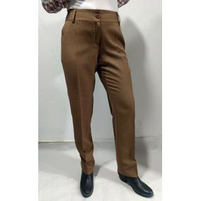 Pantalon Texturizado,vestir,cintura Ancha,art6313