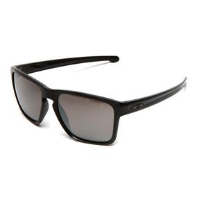 Óculos Oakley Sliver Xl Polished Black  Lente Black Prizm Ir 15f59c96d4