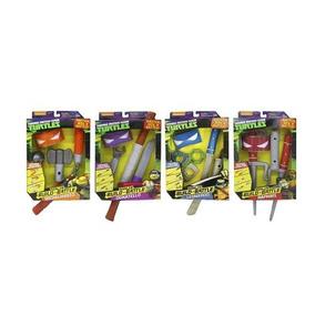 Set Batalla Tortugas Ninja Leonardo/raphael/michel/donatello