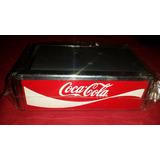 Servilletero Metalico Coca Cola