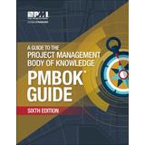 Guía Pmbok 6ta Edición Español + Agile Ingles Pdf Garantía!