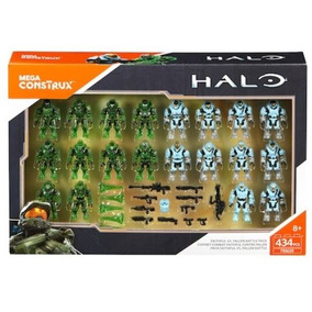 Halo Pack Faithful Vs Fallen Battle 434 Pz Mega Construx