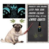 Aceite Hemp Oil Cbd Mascotas 100% Original *envio Gratis*