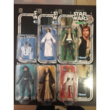 Star Wars 40th Aniversario Lote 6 Figuras