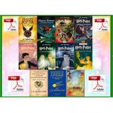 Saga Completa Harry Potter Digital (11 Libros) Formato Pdf