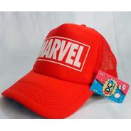 Gorra Trucker Marvel Comics Dos Caras