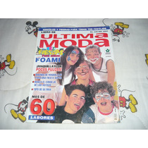 Ultima Moda No.239 Foami Y Fiestas Infantiles 2004 Natasha D