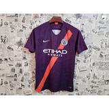 42837128fc Camisa Manchester City Roxa - Camisa Masculina de Times Ingleses de ...
