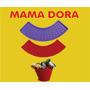 Molde Silicona Dora Cupcakes Wrapper Uso Con Polvo Puntilla