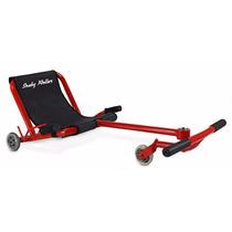 Snaky Roller Jeico Andarin Rojo Tipo Ezyroller Hasta 90 Kgs.