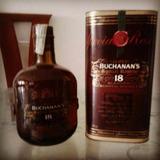 Buchanan`s 18 Años