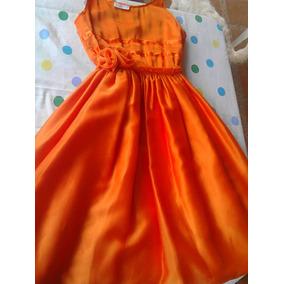 Vestido De Niña Talla 10. Modas Yanina