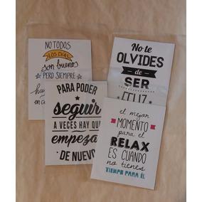 Iman Foto Decorativos Frases Personalizados Cumple 6x8 Cm