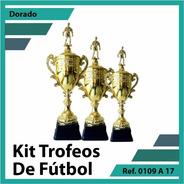 Kit Trofeos En Medellin Primer, Segundo Y Tercer Puesto