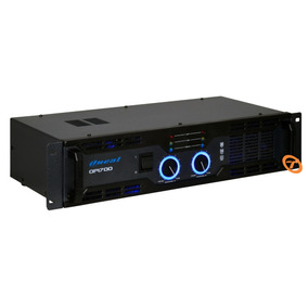 Amplificador Oneal Op 1600 1700 220w Rms Bivolt