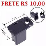 Caixa Vertical P/ Bateria 9v Captador Ativo Violao Frete 10