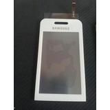Tela Touch Screen Branco Vidro Samsung Gt-s5230 Star