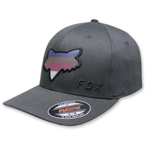 Gorra Fox Draftr Head Flexfit ! Negro