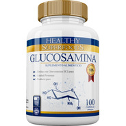 Glucosamina Pura Premium 500mg 100 Tabs