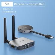 Transmissor E Receptor Hdmi Wireless Hagibis