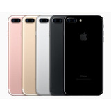 Iphone 7plus -256 Gb-a10-12 Mp / 4k- Retina Hd-5.5 Gold