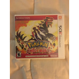 Pokémon Omega Ruby 3ds Nuevo Sellado