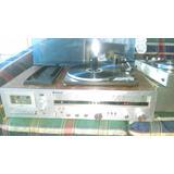 Consola Tocadiscos National Panasonic