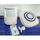 Timbre (o Alarma) Con Sensor De Movimiento Inalambricos