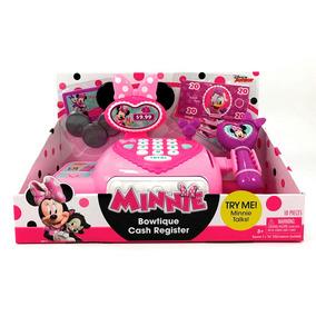 Juguete Minnie Min309 Caja Registradora