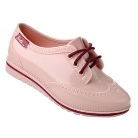 Oxford Infantil Barbie Grendene 21584-01276 - Rosa