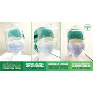 Mascara Protectora Facial Reutilizable Proteccion Comoda