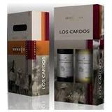Estuche Carton X2 Los Cardos - Doña Paula - Regalo - Vino