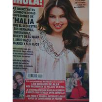 Thalia Revista ¡hola! :portada,entrevista Fotos 2011