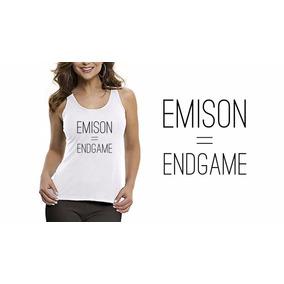 3ea7c85971b93 Blusa Emison De Pll - Camisetas e Blusas no Mercado Livre Brasil