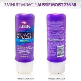 Aussie 3 Minute Miracle Deeeep Conditioner 236ml - Moist