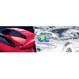 Alerón Mitsubishi Lancer Plastico Abs- Ol Importaciones